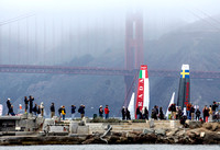 America's Cup World Series San Francisco, Images