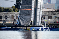 Artemis Racing Training Images