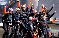 Stock photos of the 34th America's Cup in San Francisco