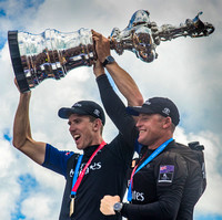35th Americas Cup Pictures and Images 2017