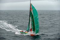 Volvo Ocean Race leg 8 from Lisbon to Lorient