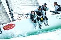 Stock images of Rough Weather Sailing and boating